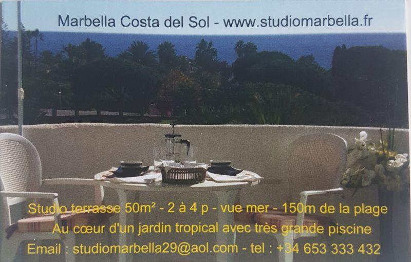 Location Studio 101965 Marbella
