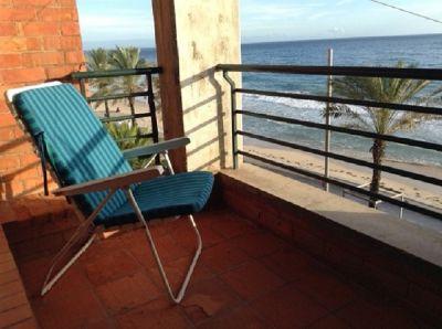 Vue du balcon Location Appartement 102449 Sesimbra