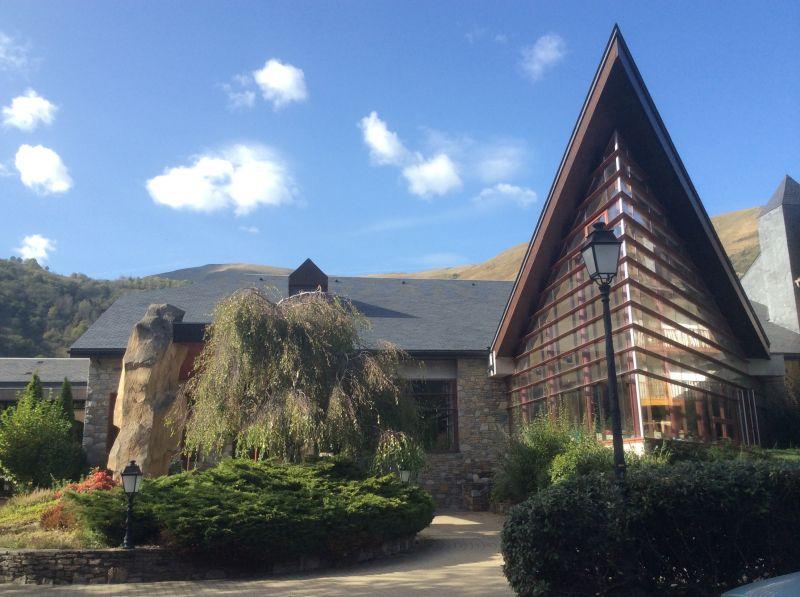 Vue à proximité Location Studio 102477 Saint Lary Soulan