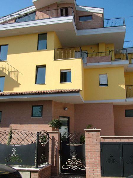 Vue depuis la location Location Appartement 102553 Roseto degli Abruzzi