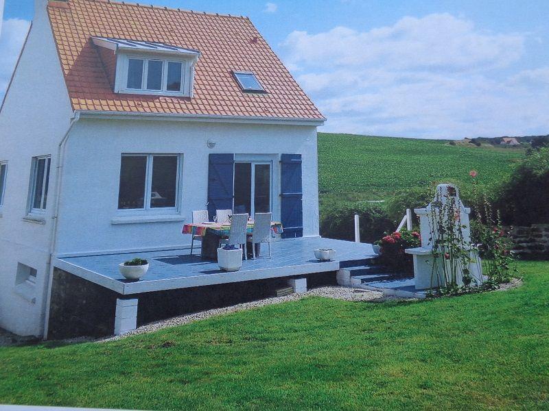Vue de la terrasse Location Villa 102925 Audinghen