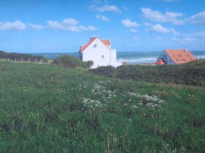 Vue ext�rieure de la location Location Villa 102925 Audinghen