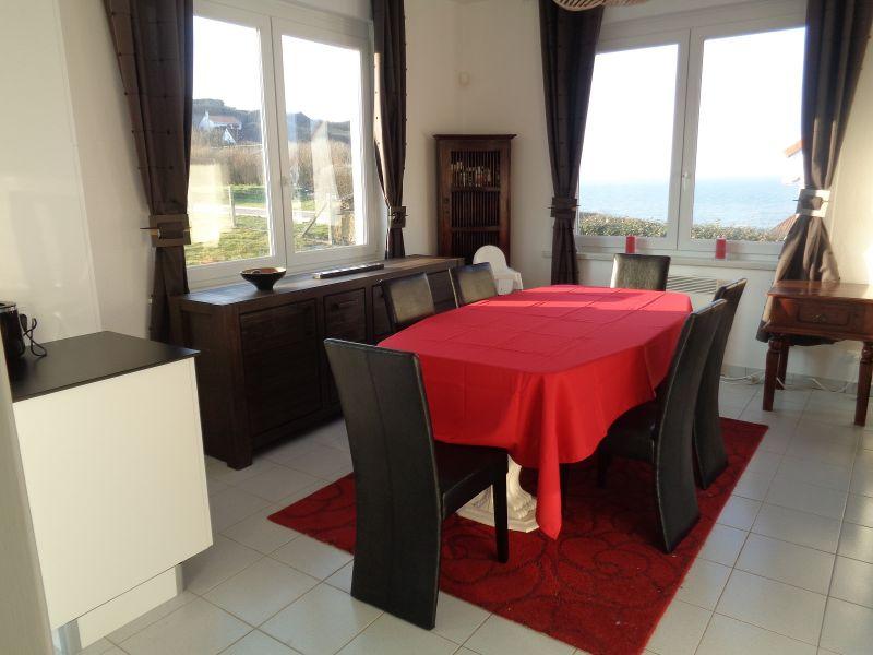 Salle à manger Location Villa 102925 Audinghen