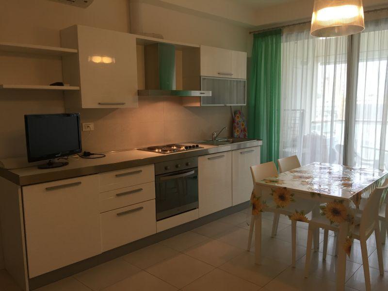 Cuisine américaine Location Appartement 103099 Rimini