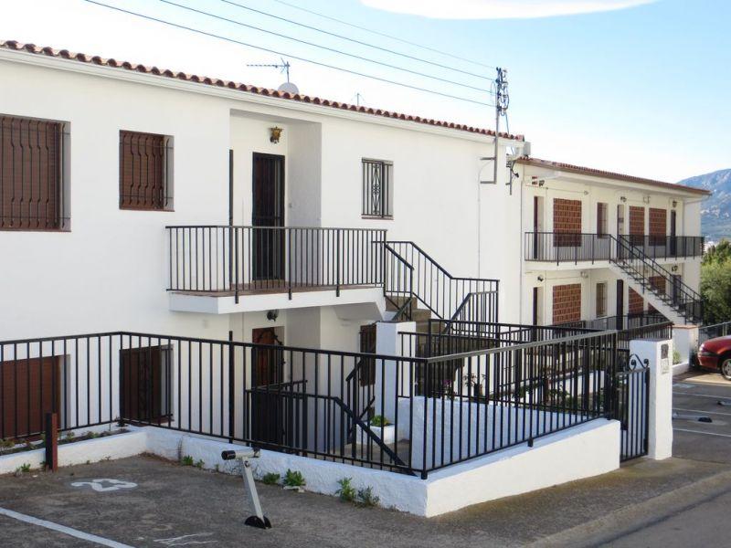 Vue extérieure de la location Location Appartement 108266 Rosas