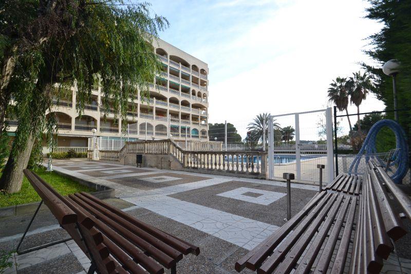 Jardin Location Appartement 109516 La Pineda