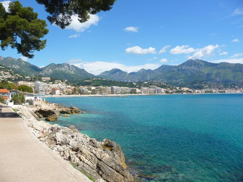Plage Location Appartement 110242 Roquebrune Cap Martin