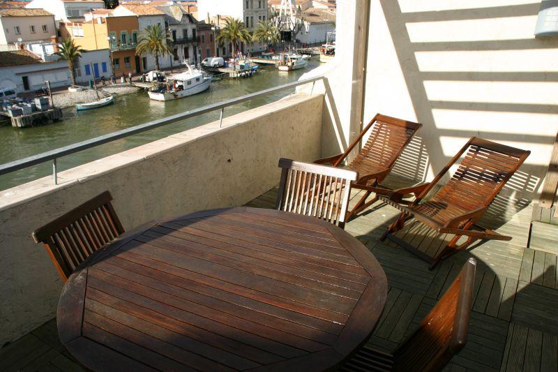 Terrasse Location Appartement 110385 Le Grau du Roi