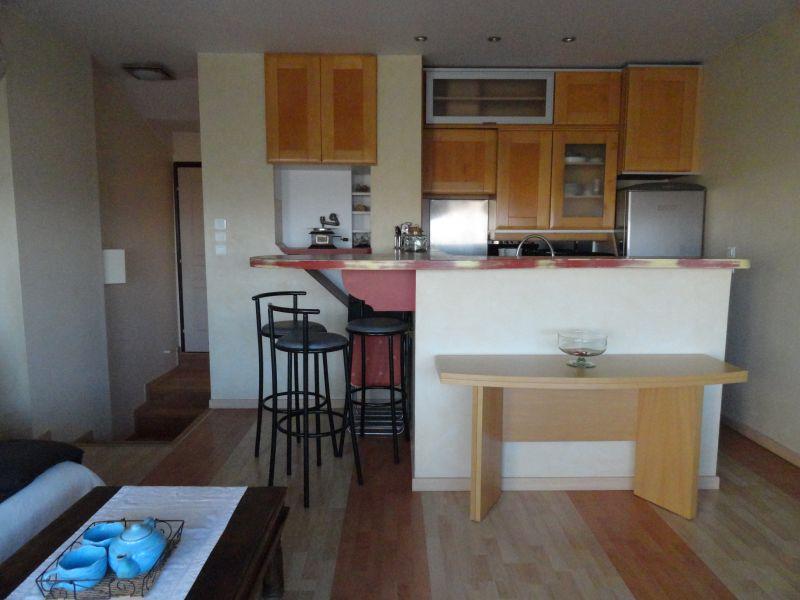 Plan de la location Location Appartement 110385 Le Grau du Roi