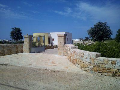 Vue extérieure de la location Location Villa 110928 Torre Pali
