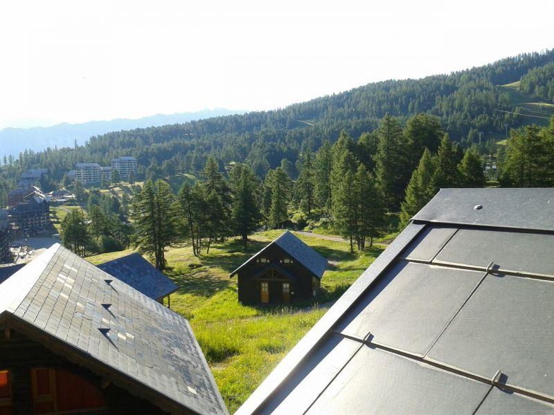 Vue depuis la location Location Chalet 111824 Risoul 1850