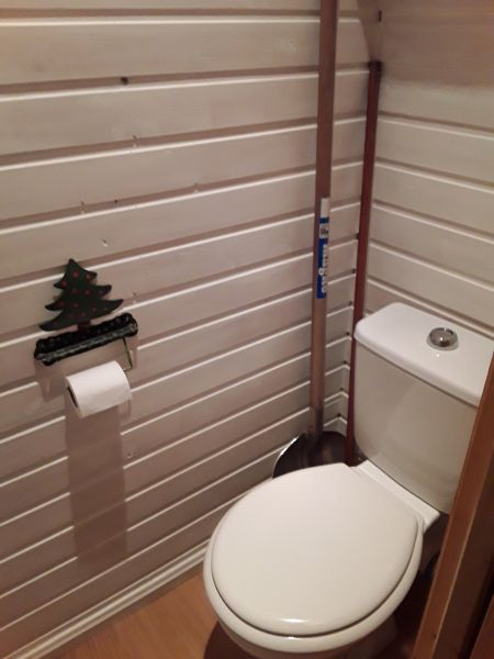 WC séparé Location Chalet 111824 Risoul 1850
