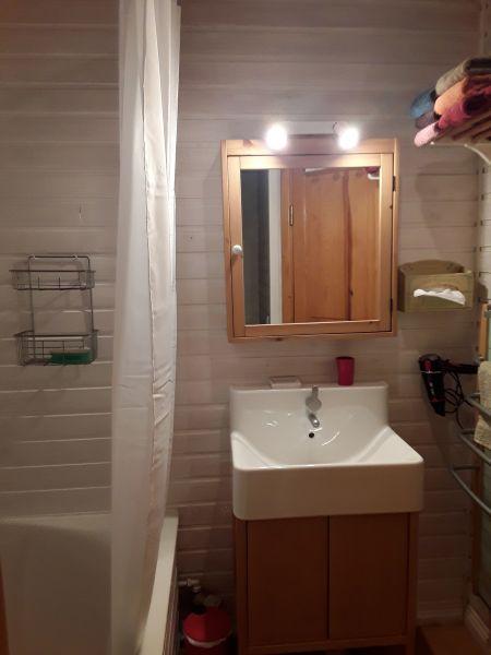 salle de bain Location Chalet 111824 Risoul 1850