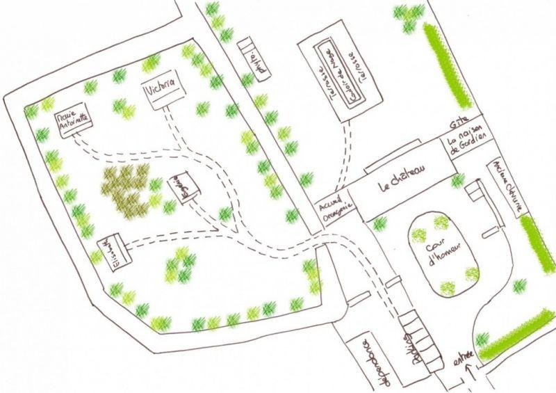 Plan de la location Location Hébergement insolite 112463 La Rochelle