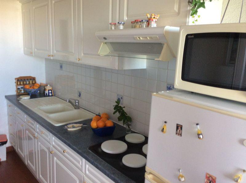 Cuisine indépendante Location Appartement 112976 Cap d'Agde