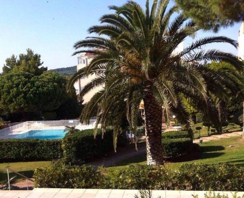 Jardin Location Appartement 112976 Cap d'Agde