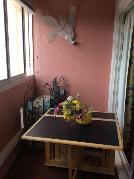 Loggia Location Appartement 112976 Cap d'Agde