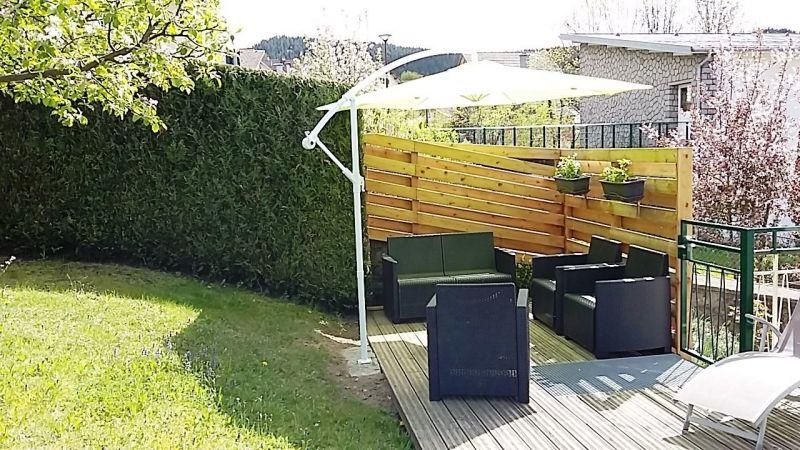 Jardin Location Appartement 113332 Gérardmer