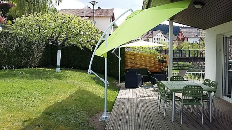 Terrasse Location Appartement 113332 Gérardmer