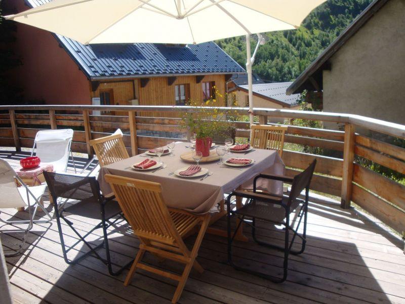 Terrasse Location Chalet 113371 Alpe d'Huez