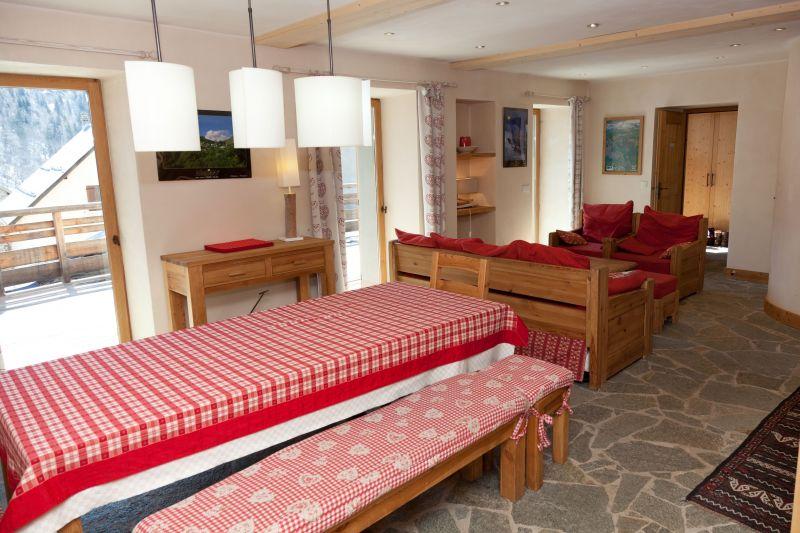 Salle à manger Location Chalet 113371 Alpe d'Huez