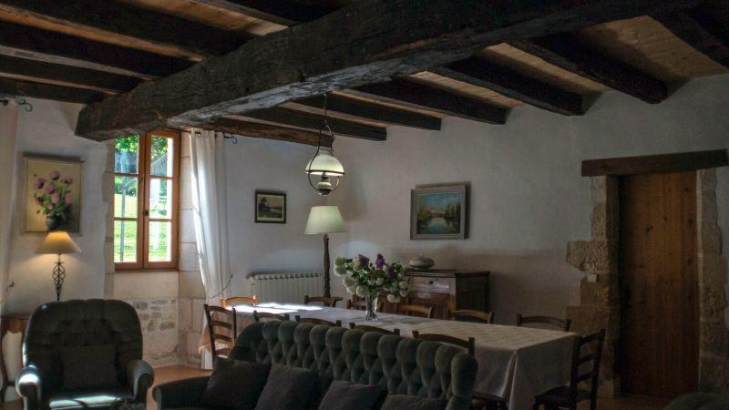 Salle à manger Location Gite 113613 Rochefort sur Mer