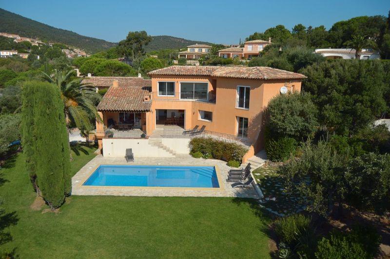 Vue autre Location Villa 114176 Sainte Maxime
