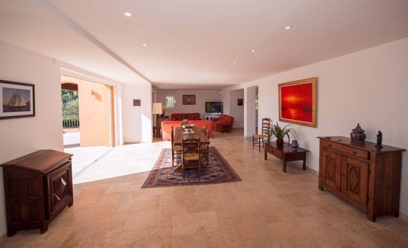 Salle à manger 1 Location Villa 114176 Sainte Maxime