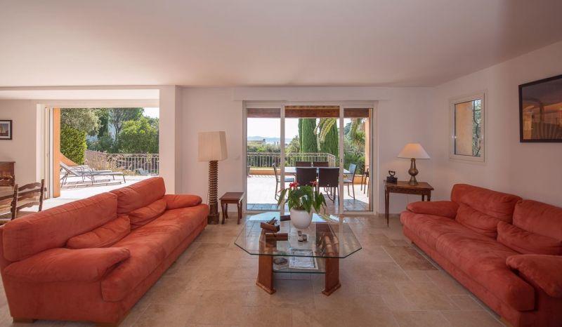 Salon Location Villa 114176 Sainte Maxime