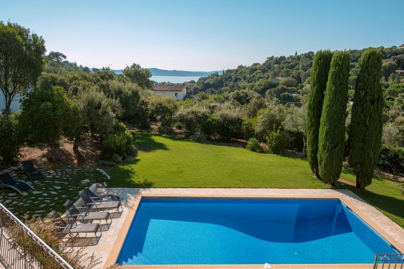 Jardin Location Villa 114176 Sainte Maxime