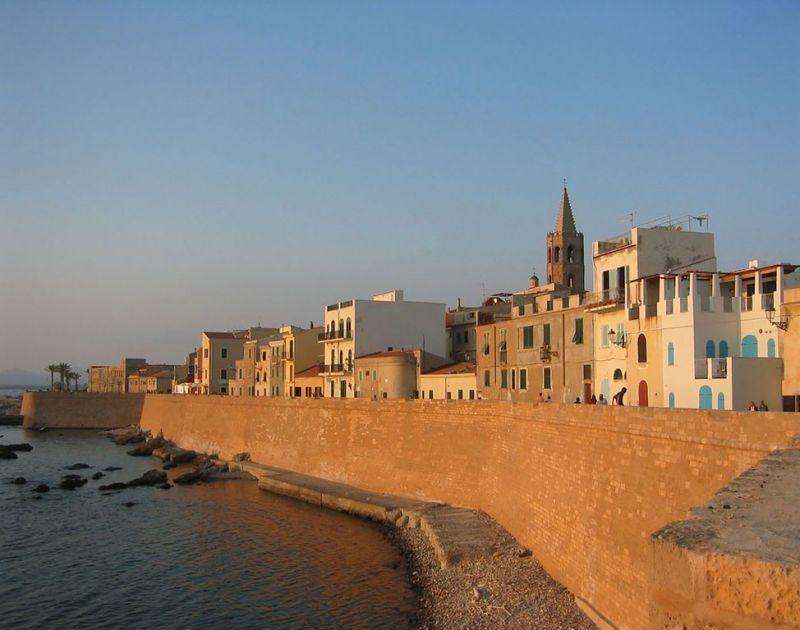 Vue extérieure de la location Location Appartement 114225 Alghero
