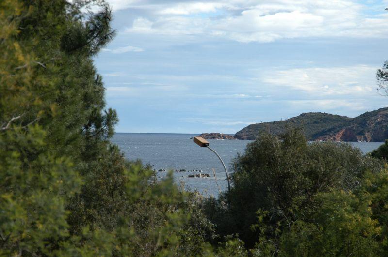 Vue depuis la location Location Maison 114349 Ste Lucie de Porto Vecchio