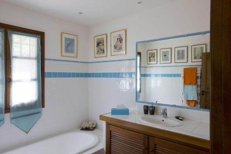 salle de bain Location Maison 114349 Ste Lucie de Porto Vecchio