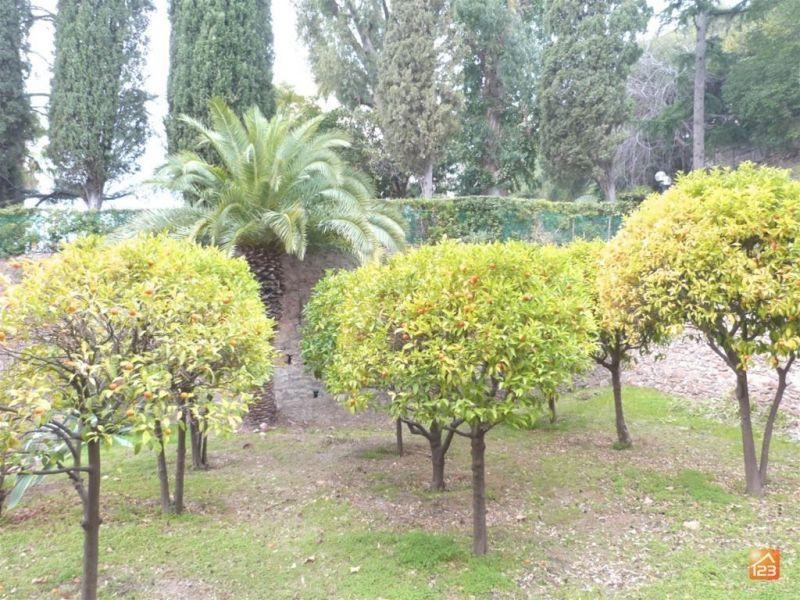 Jardin Location Appartement 114426 Cannes