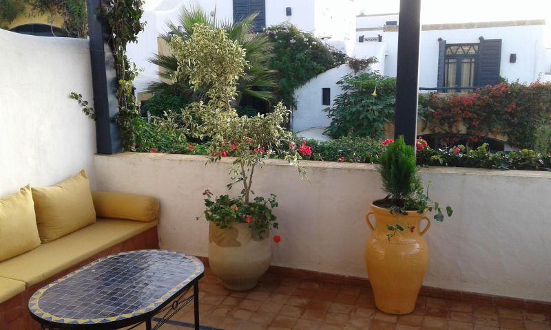 Terrasse Location Villa 115583 Oualidia