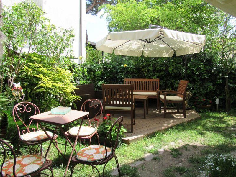 Jardin Location Appartement 118126 Venise