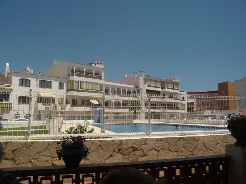 Vue extérieure de la location Location Appartement 118477 Empuriabrava