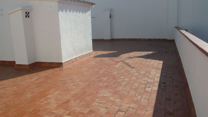 Vue de la terrasse Location Appartement 118477 Empuriabrava