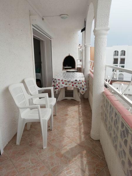 Balcon Location Appartement 118477 Empuriabrava