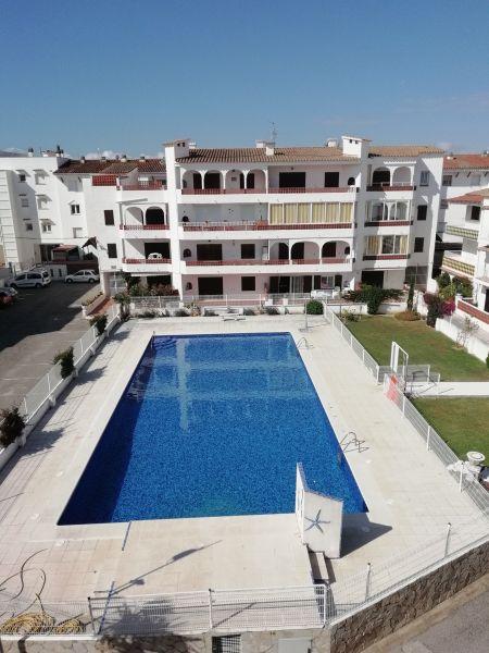 Vue du balcon Location Appartement 118477 Empuriabrava