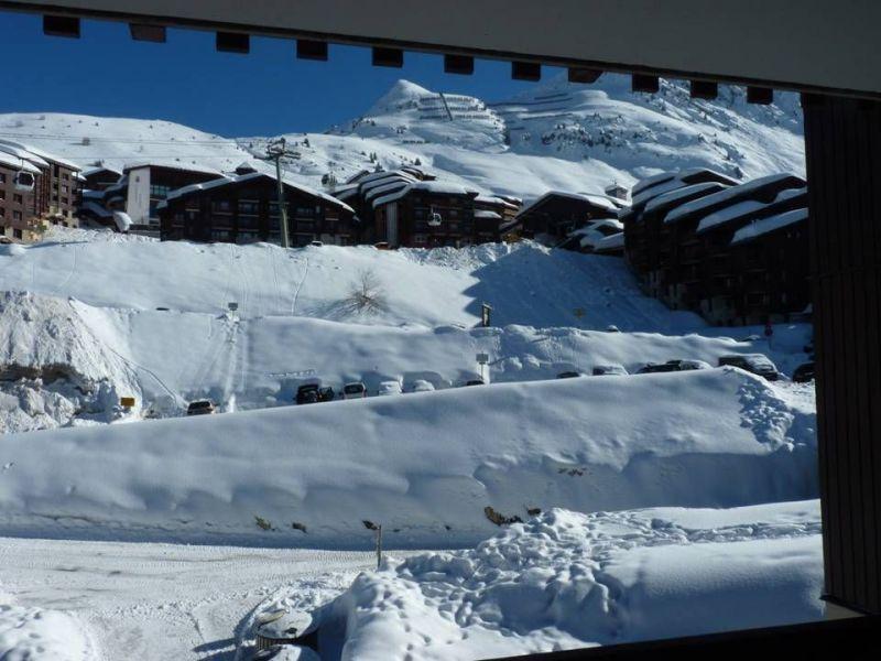 Vue depuis la location Location Appartement 119344 La Plagne