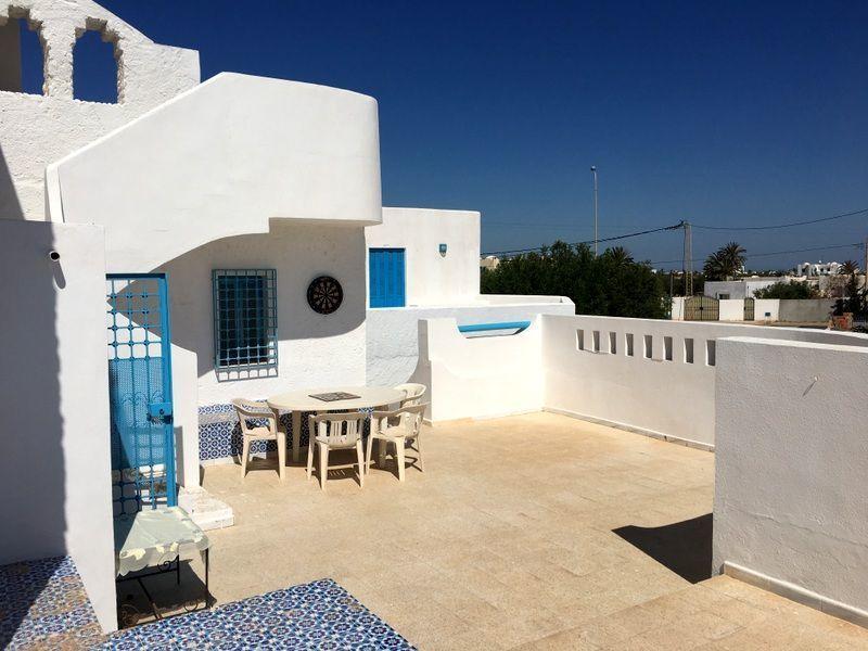 Terrasse 1 Location Appartement 119688 Djerba