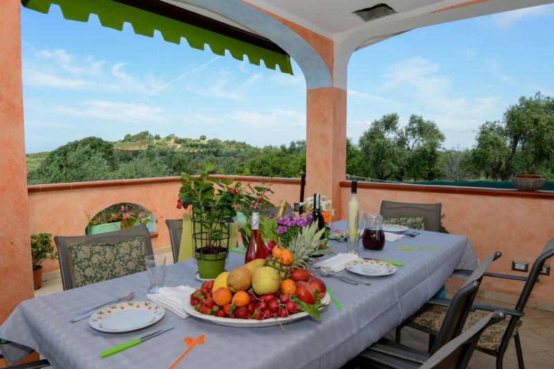 Veranda Location Villa 65699 Alghero