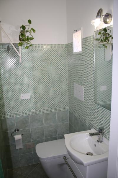 salle de bain Location Villa 65699 Alghero