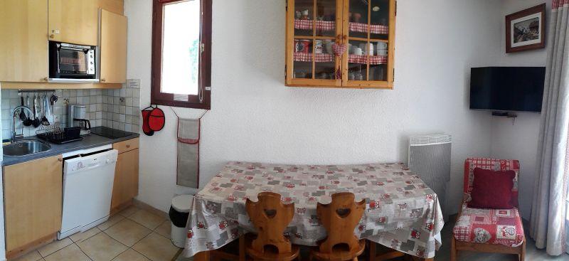 Coin cuisine Location Appartement 65951 Risoul 1850