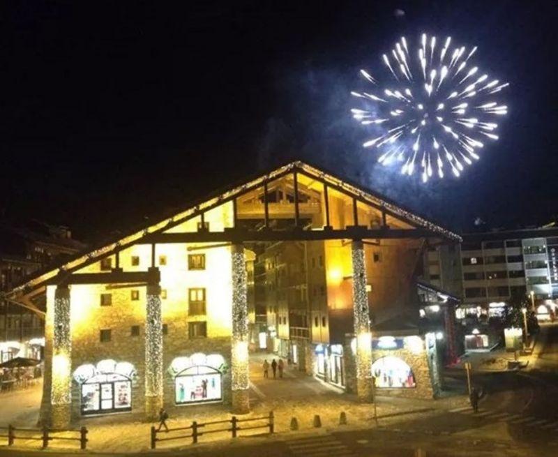 Vue depuis la location Location Appartement 66362 Val d'Isère