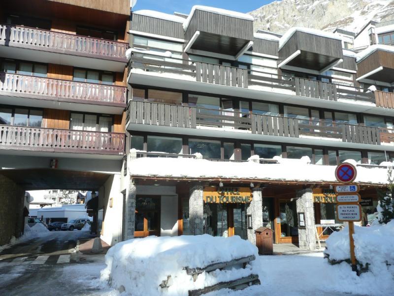 Vue extérieure de la location Location Appartement 66362 Val d'Isère