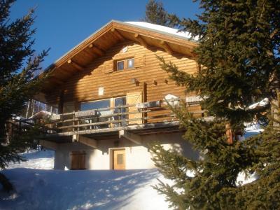 Vue ext�rieure de la location Location Chalet 67084 La Rosi�re 1850