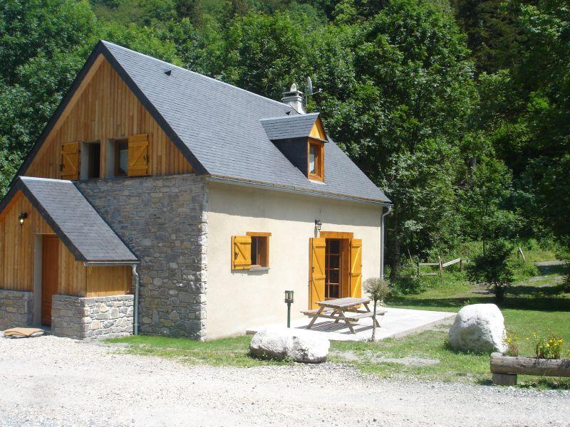 Vue à proximité Location Gite 67181 Saint Lary Soulan