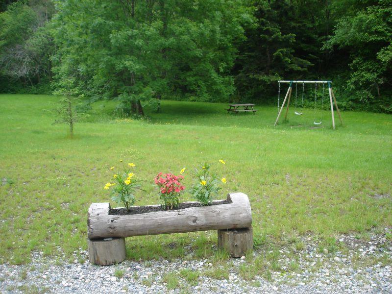 Jardin Location Gite 67181 Saint Lary Soulan